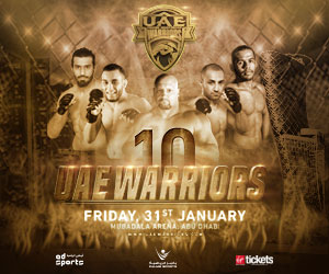 UAE Warriors 300×250