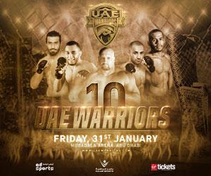 UAE Warriors 300×250