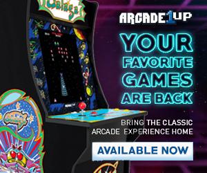 Arcade Up 5 300×250