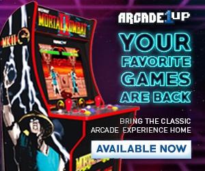 Arcade Up 4 300×250