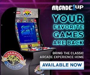 Arcade Up 3 300×250