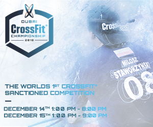 Dubai Crossfit Championship – Dec 15th – 300×250