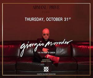 Armani Prive – Halloween – 31.10.19 – 300×250