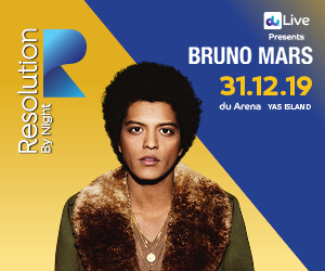NYE RESOLUTION BY NIGHT – BRUNO MARS – 300×250