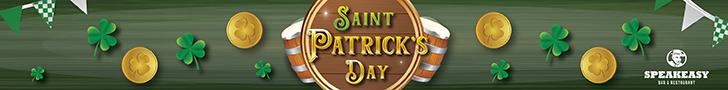 Speakeasy Dubai – St Patricks Day 728×90