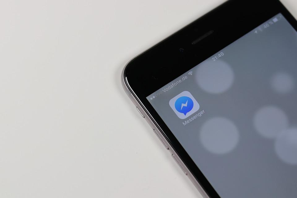 Facebook Messenger Pixabay