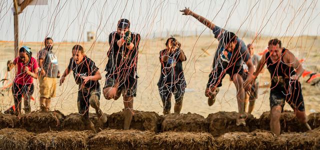 du tough mudder obstacle