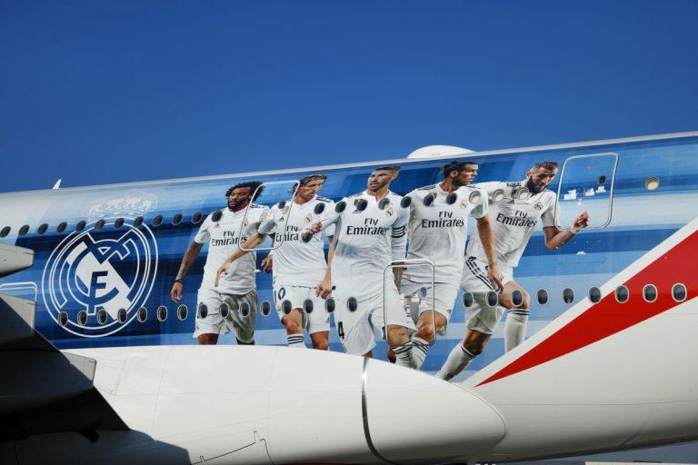 emirates real madrid