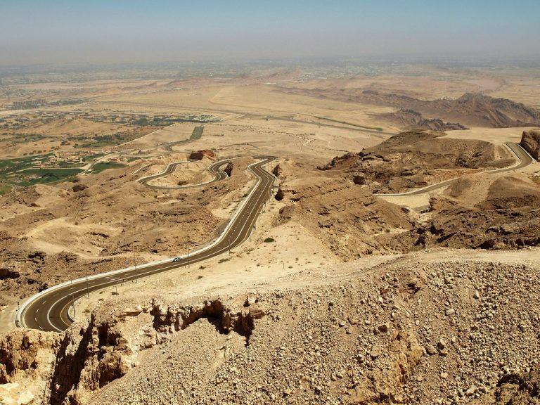 Jebel Hafeet Flickr