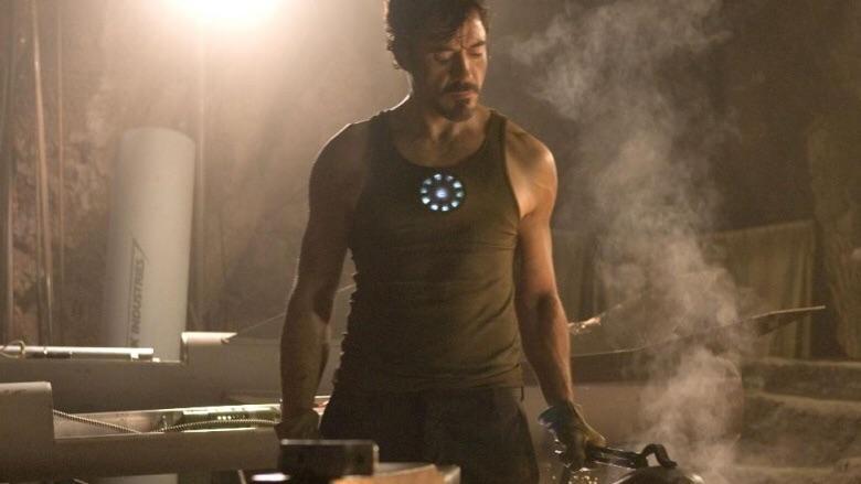 tony stark iron man avengers endgame
