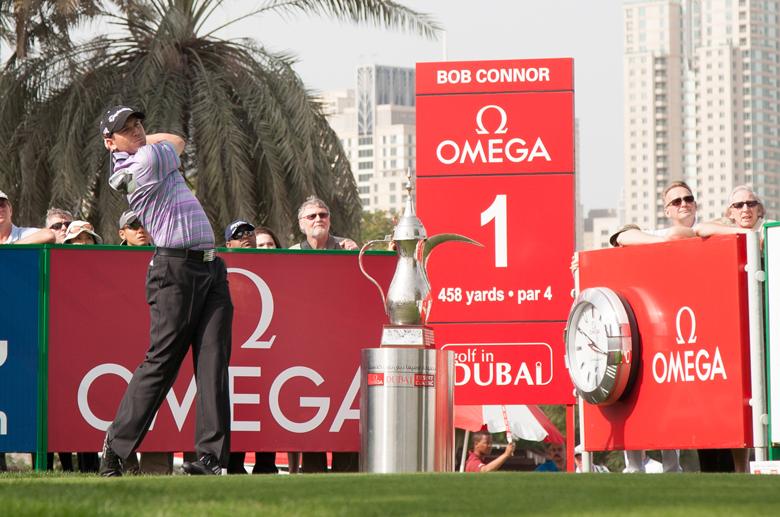 Omeg Dubai Desert Classic