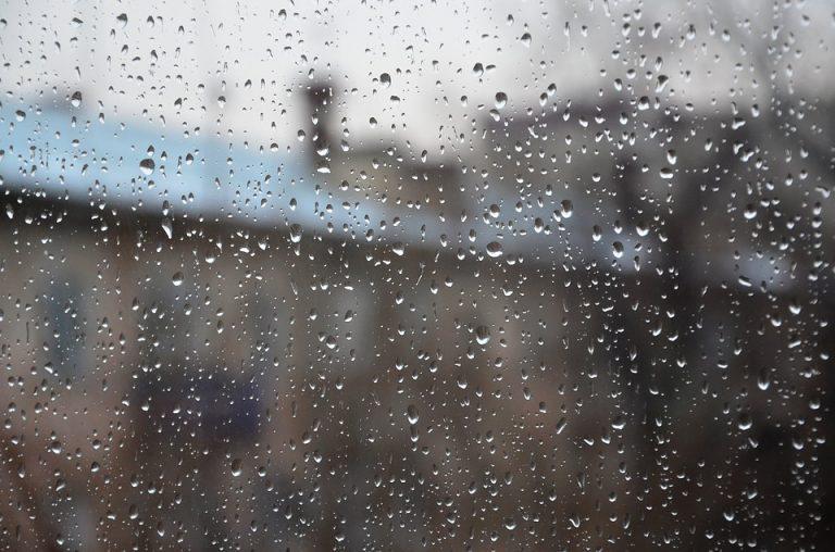 Rain car window Pixabay