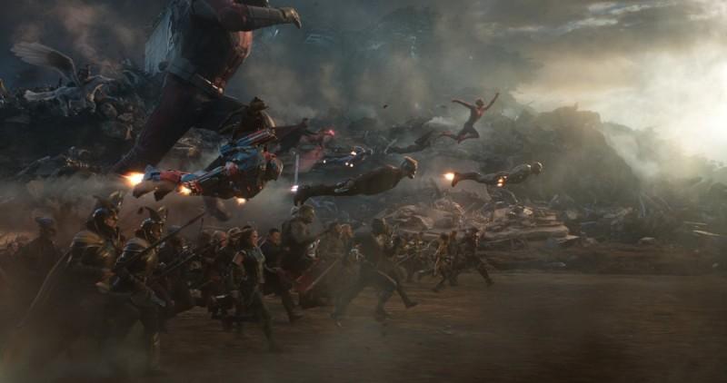 Avengers: Endgame re-release