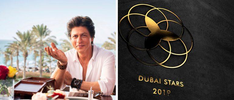 Shah Rukh Khan Dubai Stars