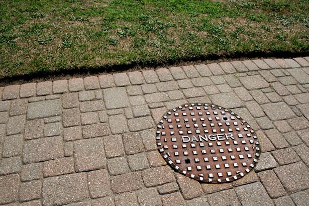Public Domain Pictures Manhole