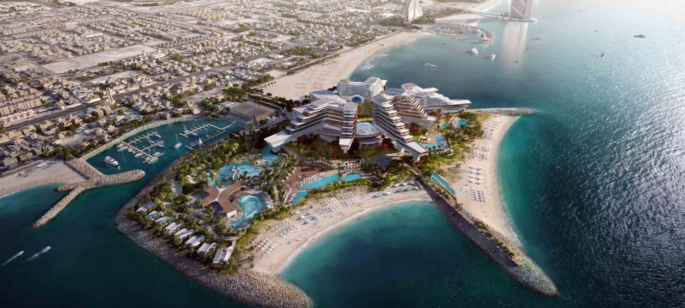 Las Vegas Dubai 2021 MGM Grand Bellagio Aria