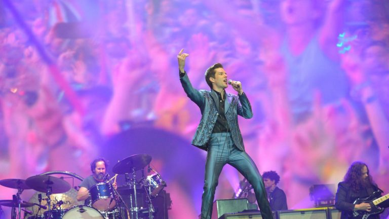 The Killers Abu Dhabi F1 After-Race Concerts Yasalam