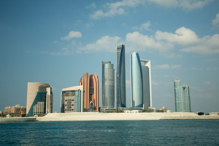 abu dhabi safest city in the world