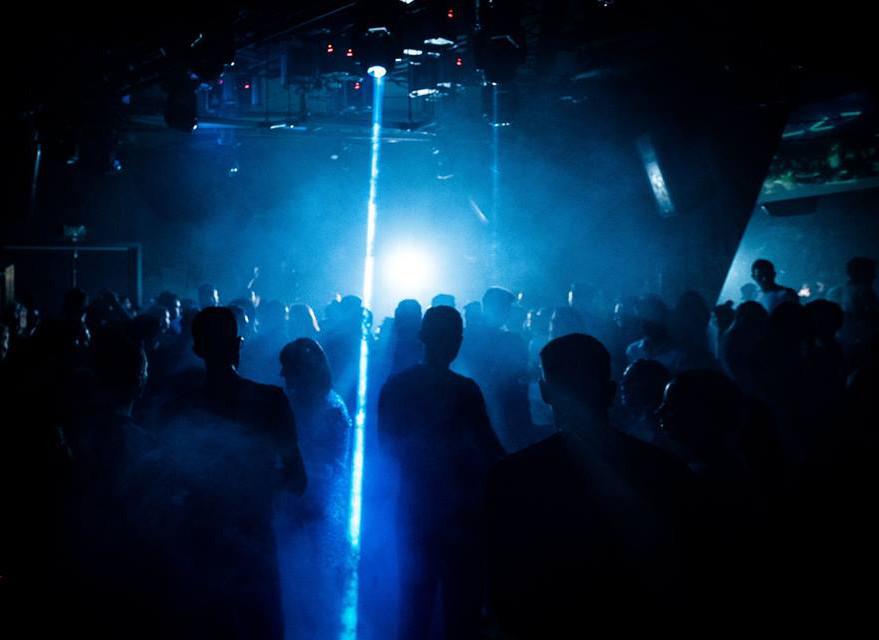 Analog Room Opening Party Dubai Venue
