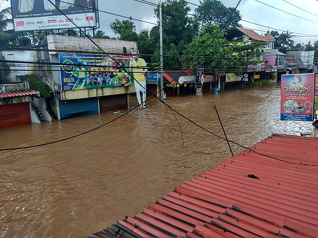 Kerala floods hero UAE businessman clothes donation