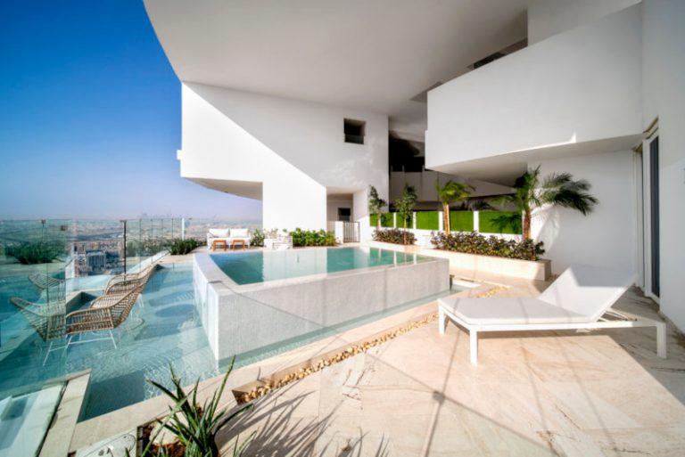FIVE Jumeirah Village Circle 271 Swimming Pools Dubai