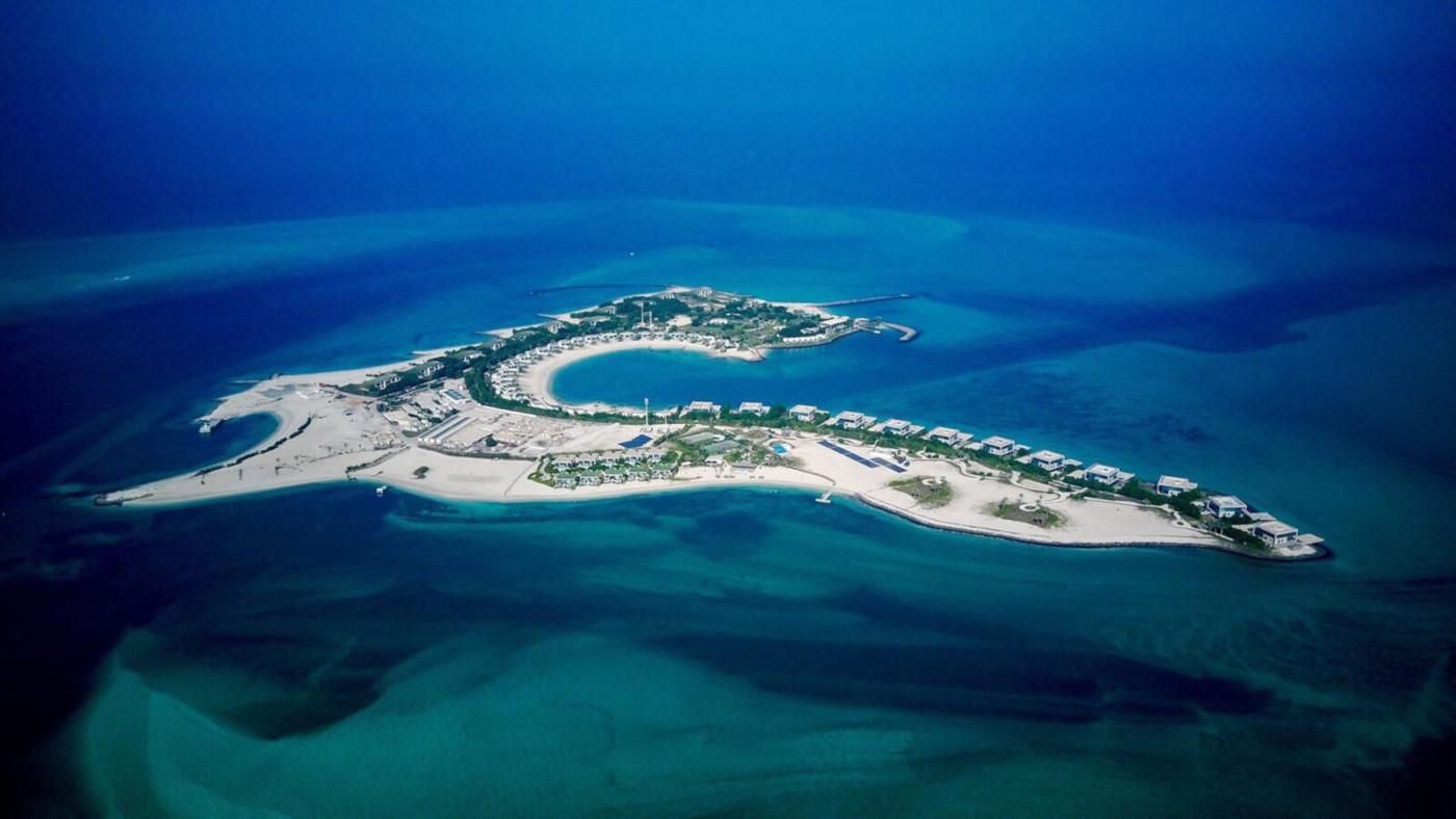 Secret Island Party Luxurious Staycation Beach Brunch Concept