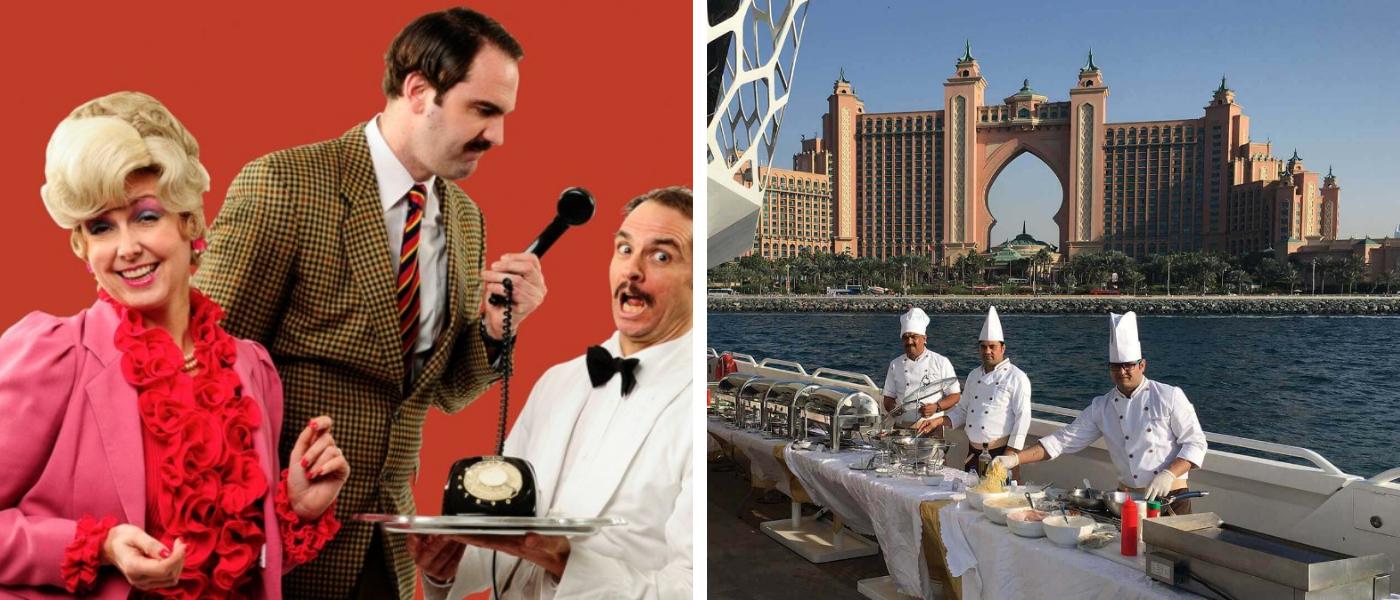 Dubai top dining experiences