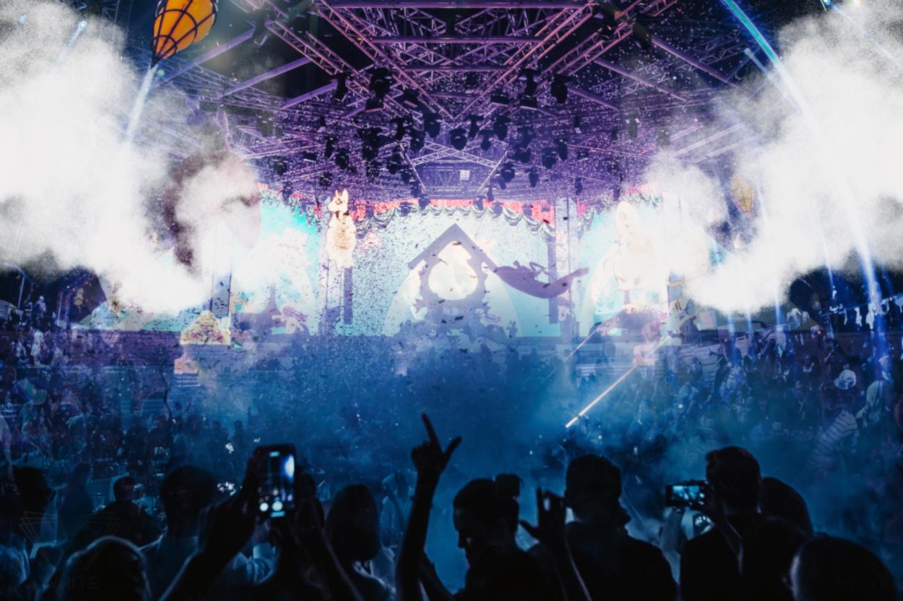 White Dubai New Club Night Underground URBN UK Grime Season Opening 6th