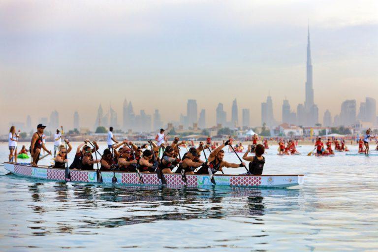 Dubai Fitness Challenge third edition 2019
