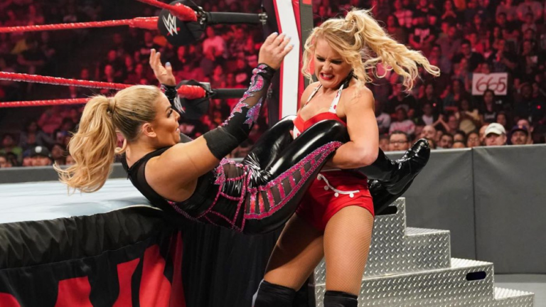 WWE Women's match