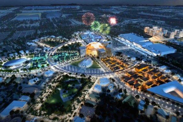 Will.I.Am Expo 2020 2020's Dubai Ad Commerical Video