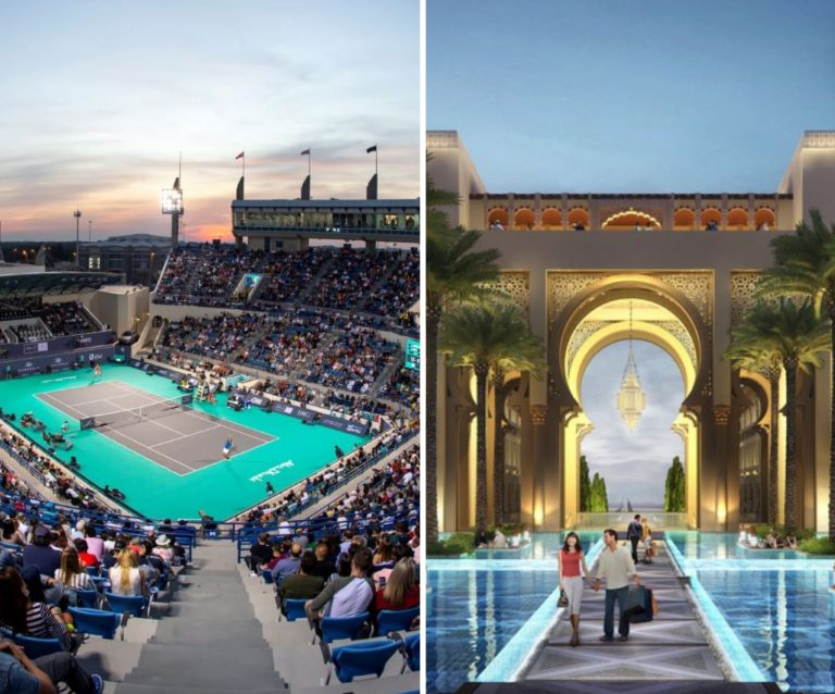 Tennis daycation giveaway