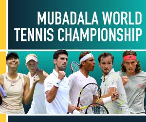 Mubadala Tennis – 300×250