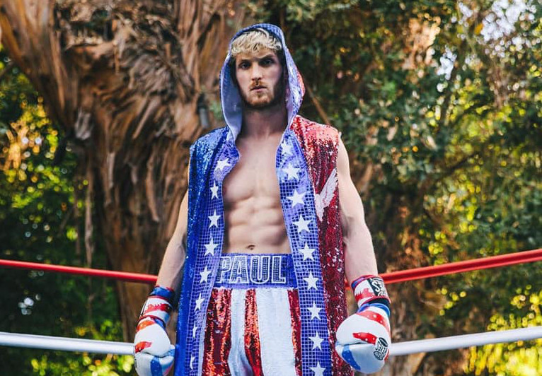 Logan Paul KSI Rematch Two Points Deducted Boxing Referee