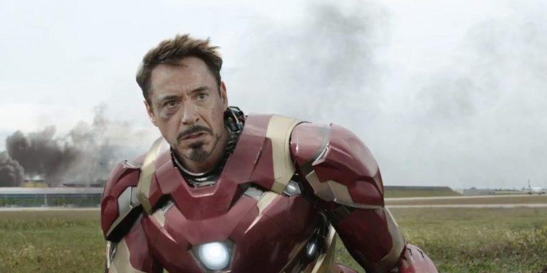 Robert Downey Jr. Iron Man Animated Series Marvel Jeff Tony Stark Dolittle Black Widow