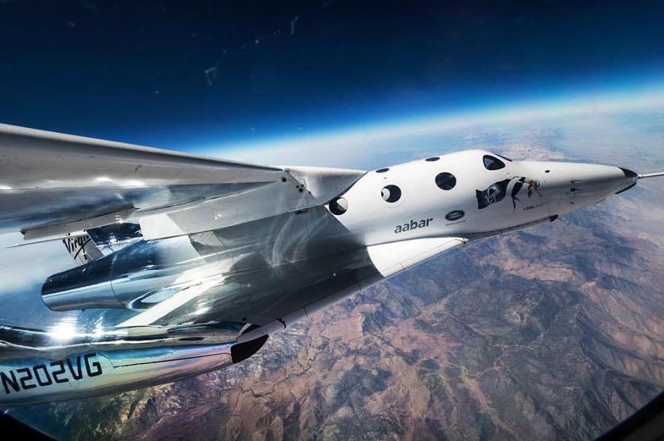 UAE residents space trip Virgin Galactic Sheikh Mohammed Dubai Air Show