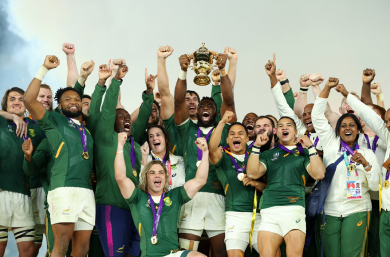 South Africa Win 2019 Rugby World Cup