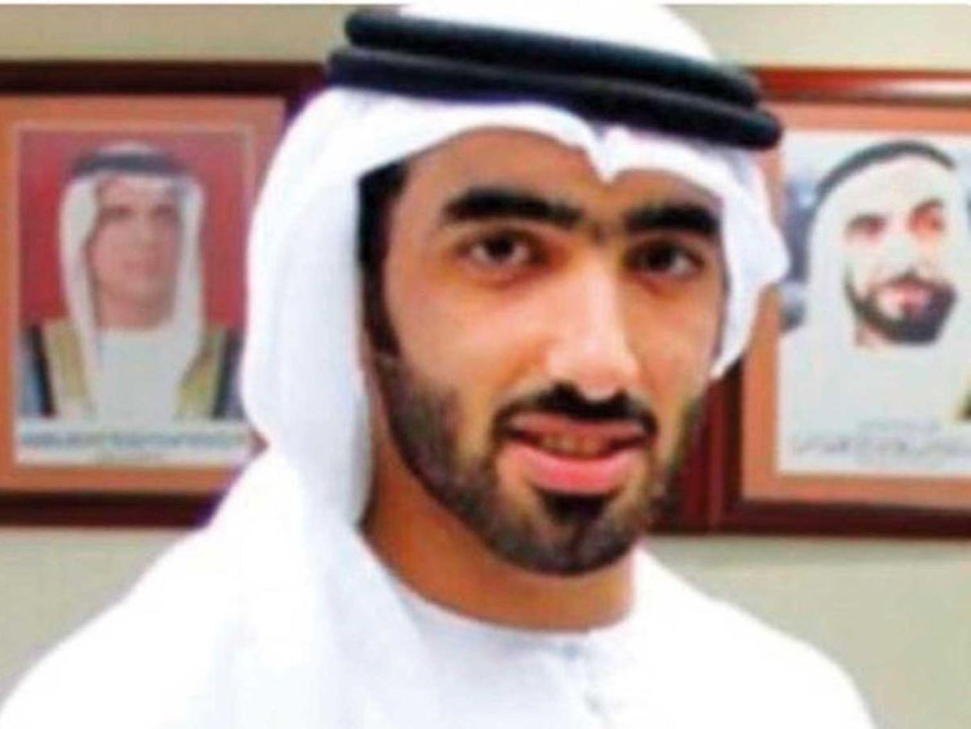 Sheikh Saqr bin Tariq bin Kayed Al Qasimi