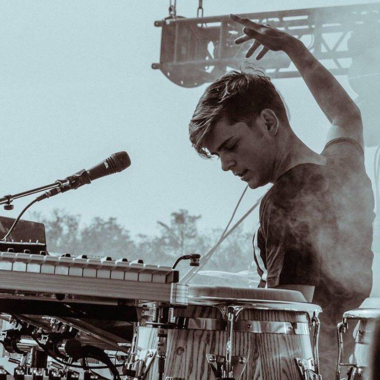 RedFestDXB Martin Garrix Day One Young Thug Bastille Machine Gun Kelly Cheat Codes Skepta Rap Music Festival Dubai Media City Amphitheatre