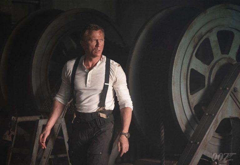James Bond Trailer No Time To Die Daniel Craig Rami Malek Arab Arabic 2020 release 8th April