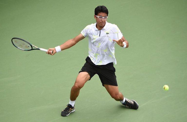 Hyeon Chung Tennis Mubadala World Tennis Championship Line-up Rafael Nadal Novak Djokovic