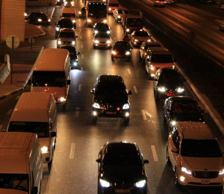 Abu Dhabi Fines Police Traffic Speeding Tickets Discount Cars Motorists
