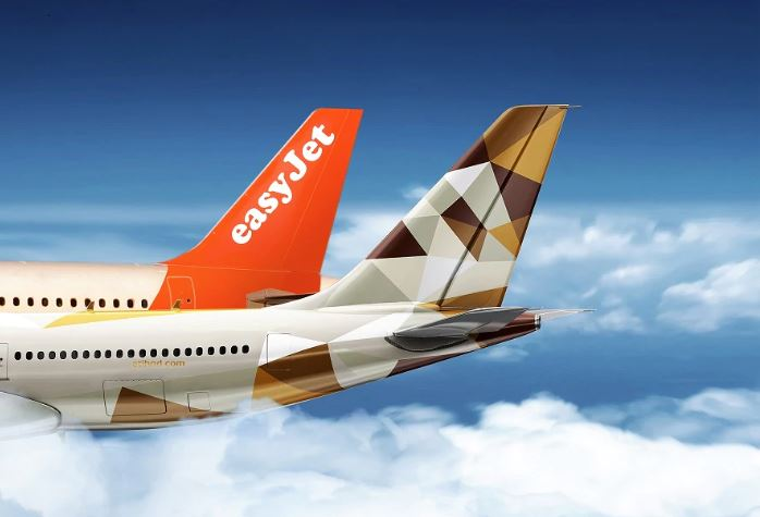 Etihad and easyJet join forces