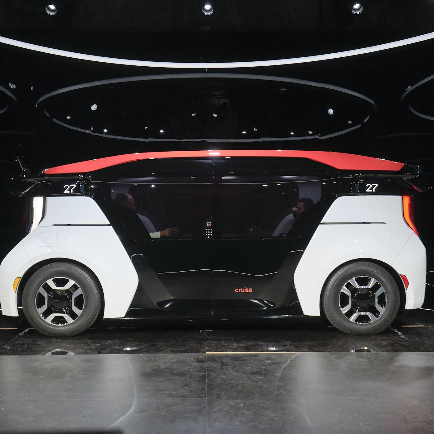 Cruise Driverless car