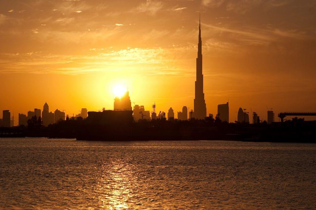 UAE temperatures rise