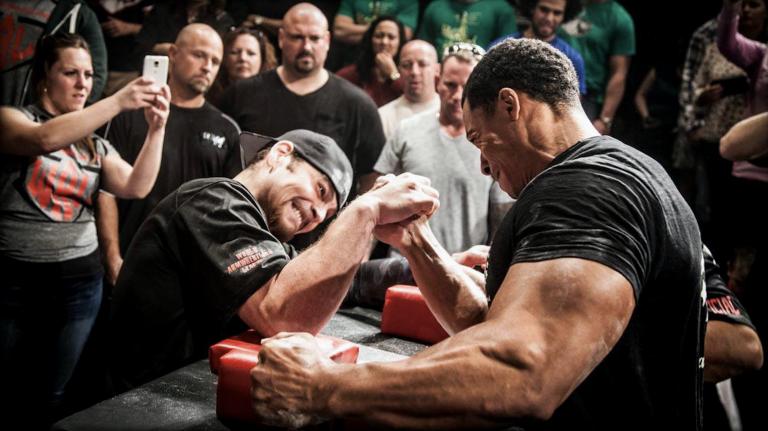 Dubai Arm Wrestling Championship