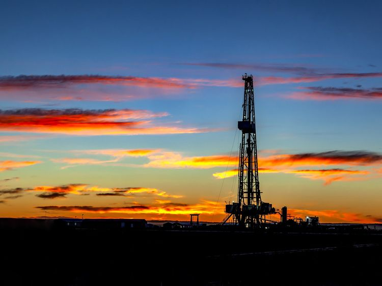 UAE gas reserves found