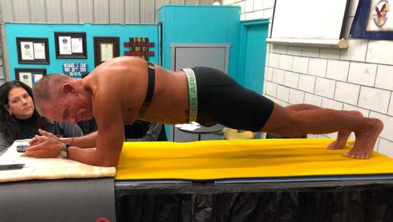Planking World Record