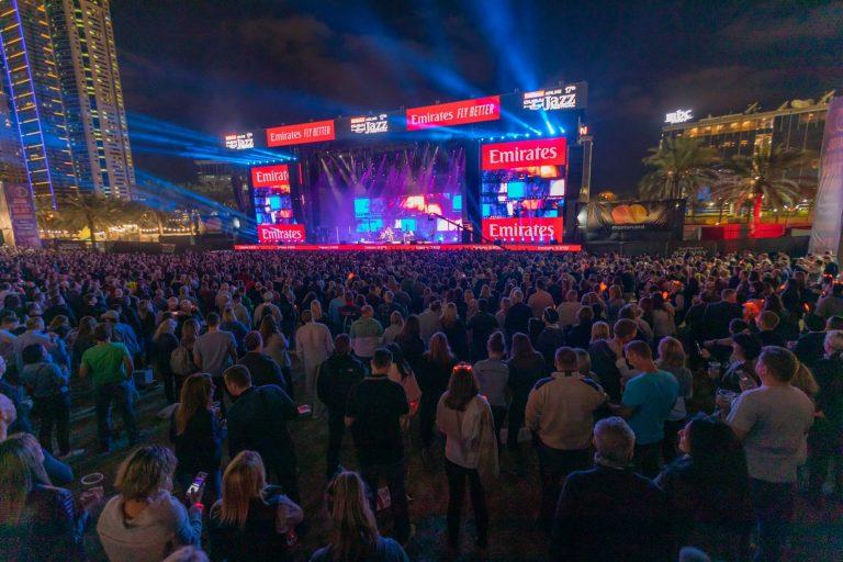 Dubai Jazz Fest review
