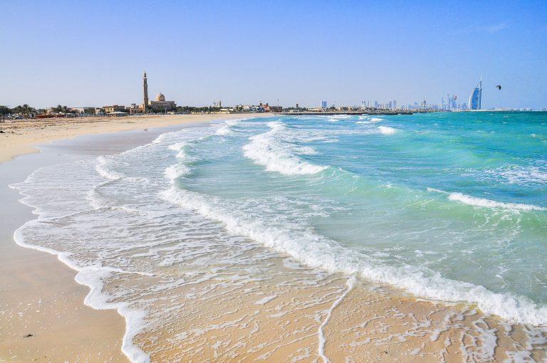 Dubai beaches open